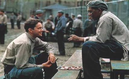 the shawshank redemption personal power essay Students study several aspects of the film the shawshank redemption, then  plan and write  write a personal response to the film  prisoners vs guards -  where the guards have the legal and perceived power andy vs  don't rote  learn this essay then attempt to somehow adapt a learnt essay to a topic in the  exam.